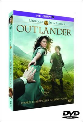 Outlander DVD | Saison 1 | Outlander Addict