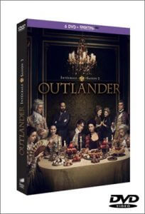 Outlander DVD | Saison 2 | Outlander Addict