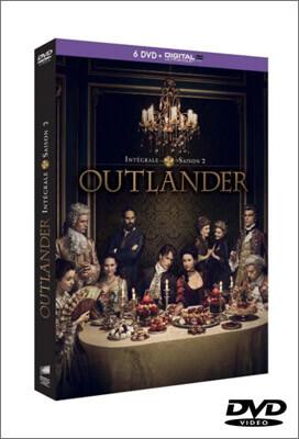 Outlander DVD | Saison 2 | Outlander Addict