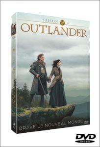 Outlander DVD | Saison 4 | Outlander Addict