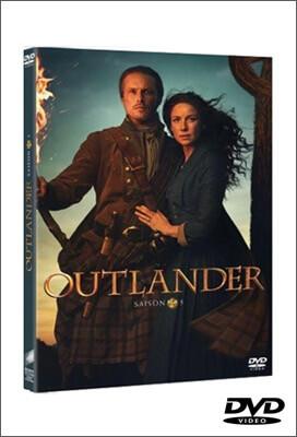 Outlander DVD | Saison 5 | Outlander Addict