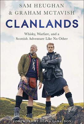 Livre Outlander | Clanlands | Sam Heughan Graham McTavish | Outlander Addict