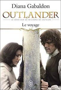Livre Outlander | Tome 3 : Le voyage | Diana Gabaldon | Outlander Addict