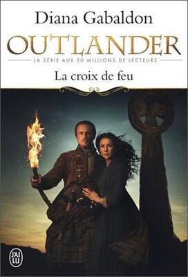 Livre Outlander | Tome 5 : La croix de feu | Diana Gabaldon | Outlander Addict