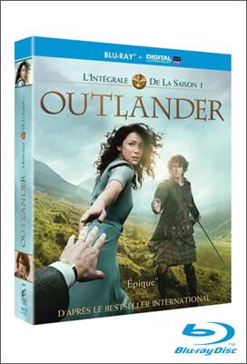 Outlander Blu-Ray | Saison 1 | Outlander Addict