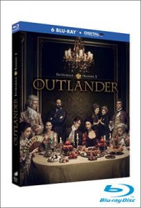 Outlander Blu-Ray | Saison 2 | Outlander Addict