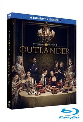 Outlander Blu-Ray | Saison 2 | Outlander Addict