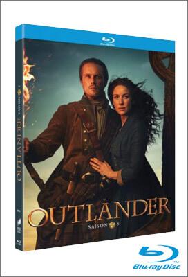Outlander Blu-Ray | Saison 5 | Outlander Addict