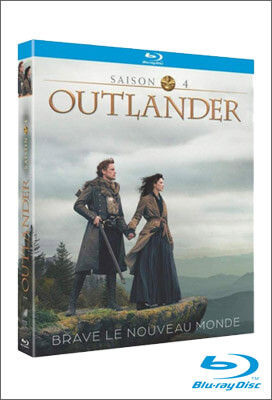 Outlander Blu-ray | Saison 4 | Outlander Addict