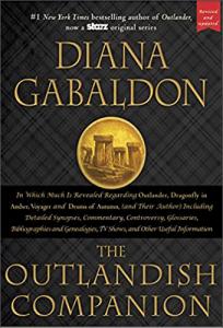 Outlandish Companion vol.1   Diana Gabaldon   Outlander Addict