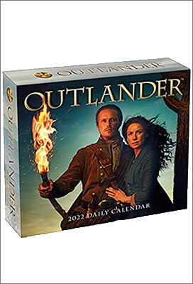 Outlander Calendrier ephemeride 2022