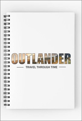 Carnet-Outlander-Travel-Through-Time