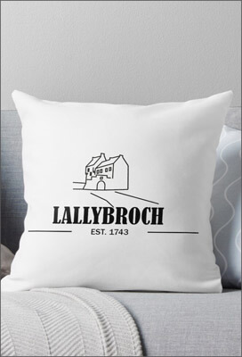 Coussin-lallybroch