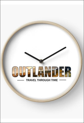 Horloge-Outlander-Travel-Through-Time